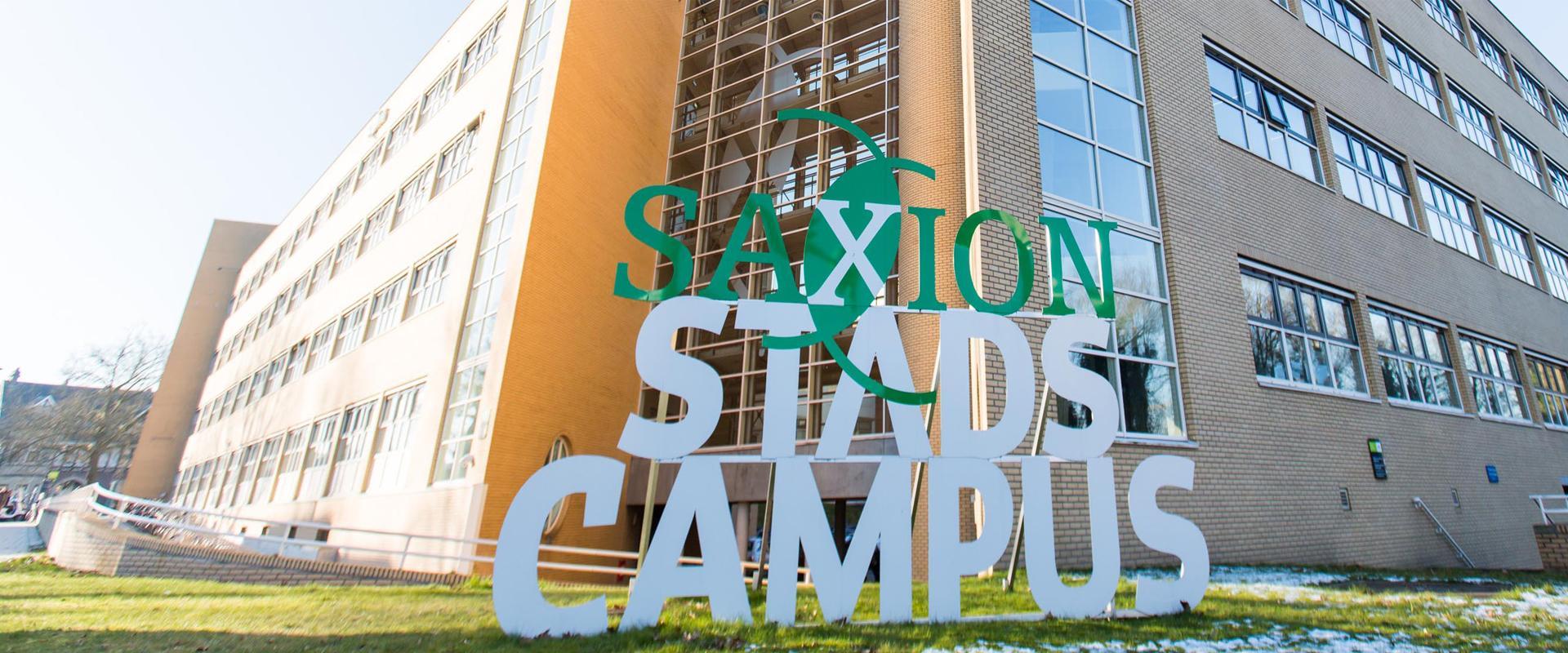 De verbinding tussen Saxion en studieverenigingen
